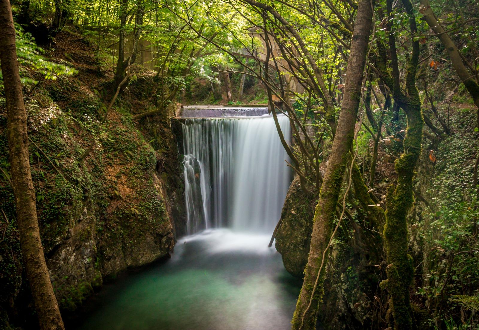 Cosa vedere in Irpinia Cascata del Fascio