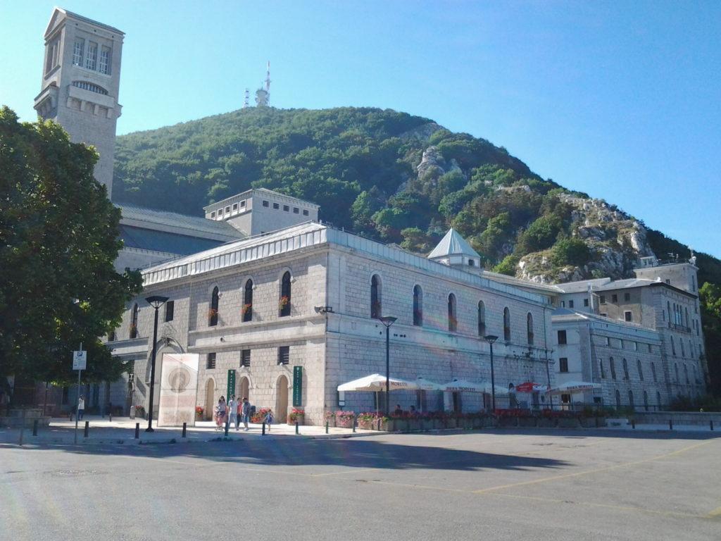Cosa Vedere in Irpinia - Abbazia di Montevergine