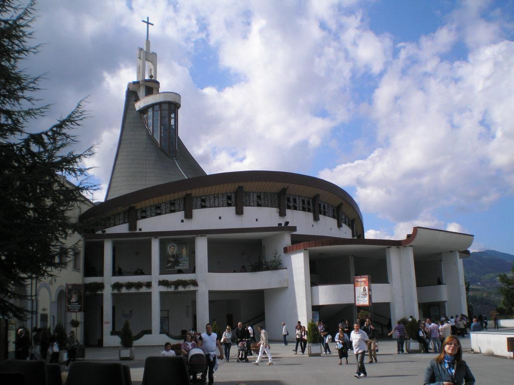 Cosa Vedere in Irpinia - Santuario di San Gerardo Maiella