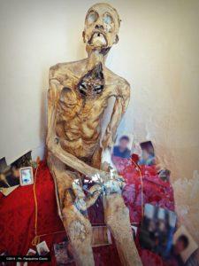 Cosa Vedere in Irpinia - mummia di Vincenzo Camuso