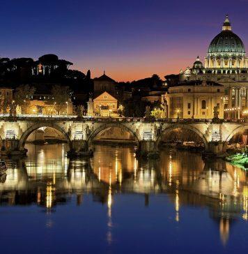 visitare Roma con il monopattino